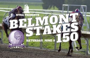 2018 Belmont Stakes Saturday, June 9