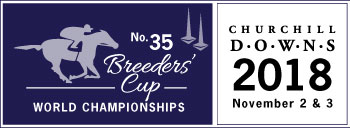 Breeders' Cup 2018 Banner
