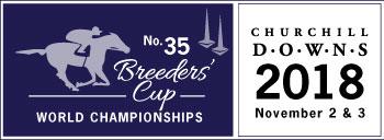 Breeders' Cup 2018 Banner